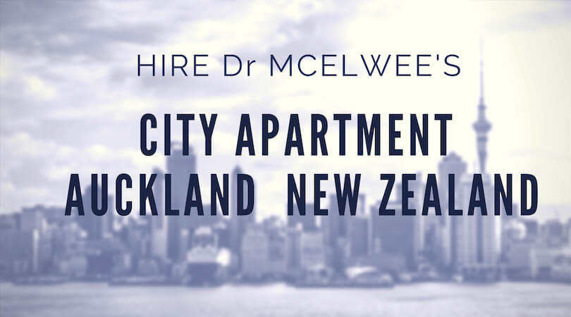 Hire Dr McElwees City Apartment